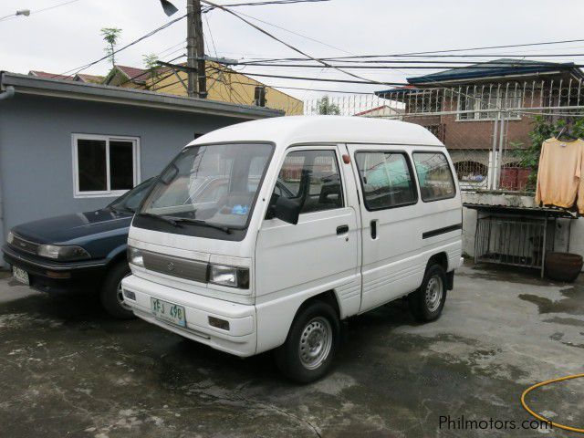 Used Suzuki Mini Van | 2003 Mini Van for sale | Quezon City Suzuki Mini Van sales | Suzuki Mini