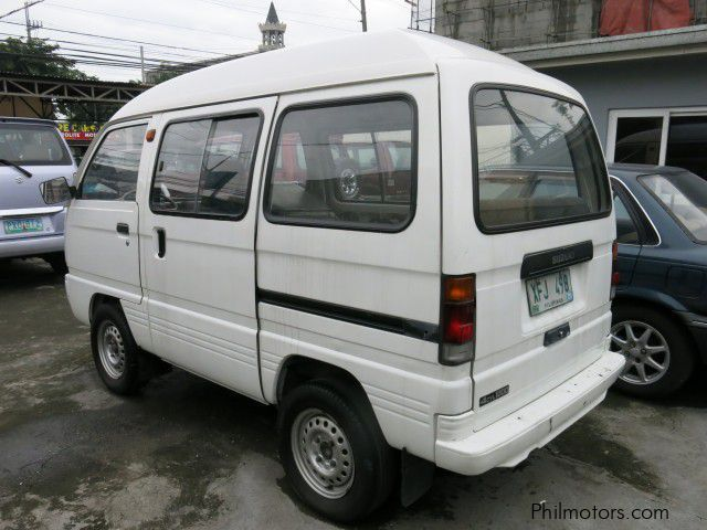 Used Suzuki Mini Van 2003 Mini Van For Sale Quezon