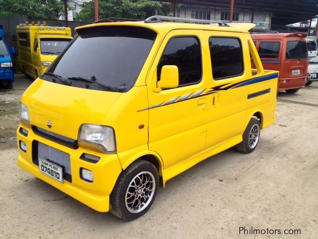 Auto Supply Business For Sale Philippines: 2003 Multicab For Sale