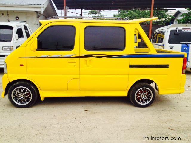 Suzuki Multicab In Philippines