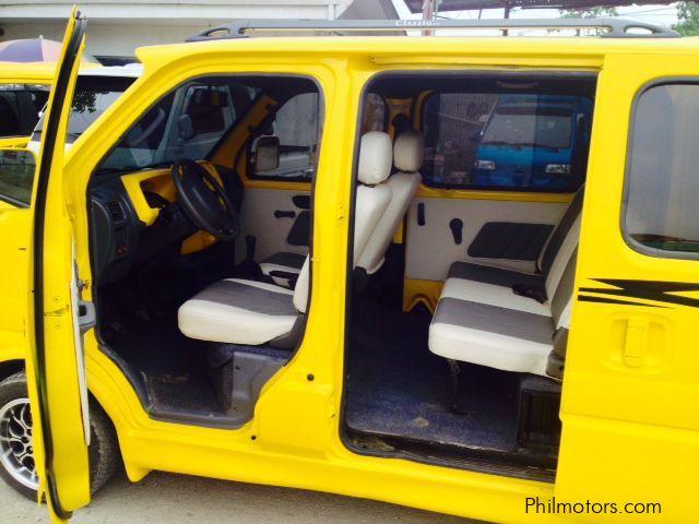 Used Cars Philippines >> Used Suzuki Multicab   2003 Multicab for sale   Cebu