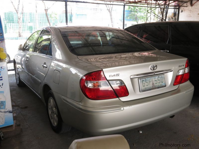 Auto Supply Business For Sale Philippines: 2003 Camry For Sale