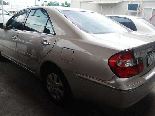 used toyota camry v 2003 camry v for sale pasay city toyota camry v sales. Black Bedroom Furniture Sets. Home Design Ideas