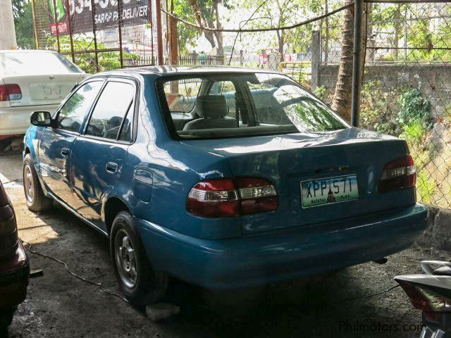 Used Toyota Corolla Love Life 2003 Corolla Love Life For