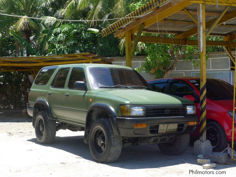 Used Toyota Hilux Surf 2003 Hilux Surf for sale