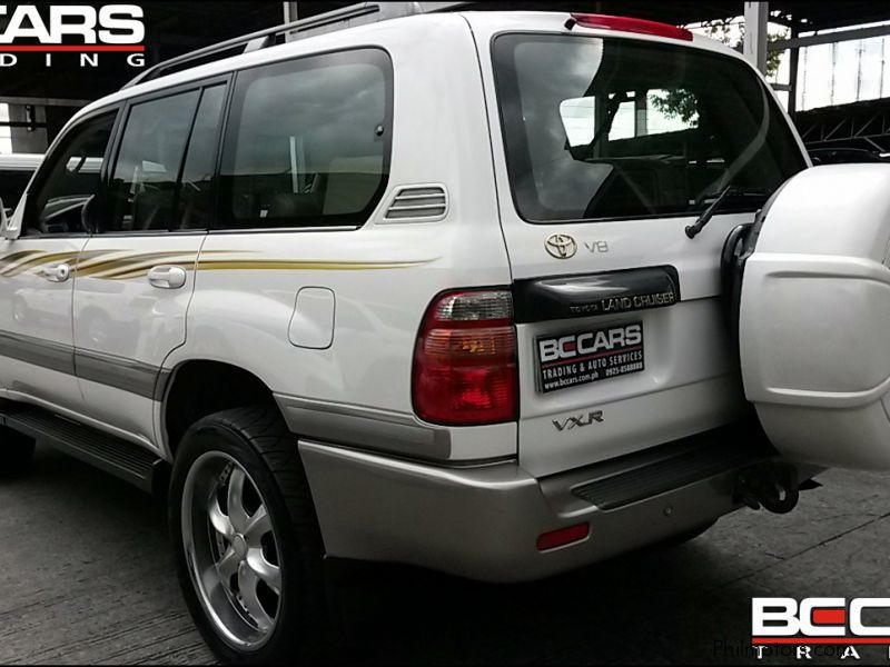 Used Toyota Land Cruiser 100 2003 Land Cruiser 100 For