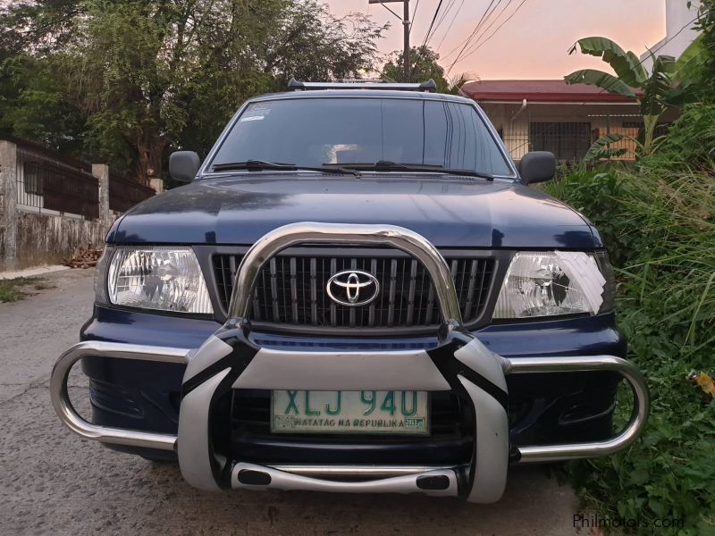 revo toyota dlx cars 2003 philippines manila ph