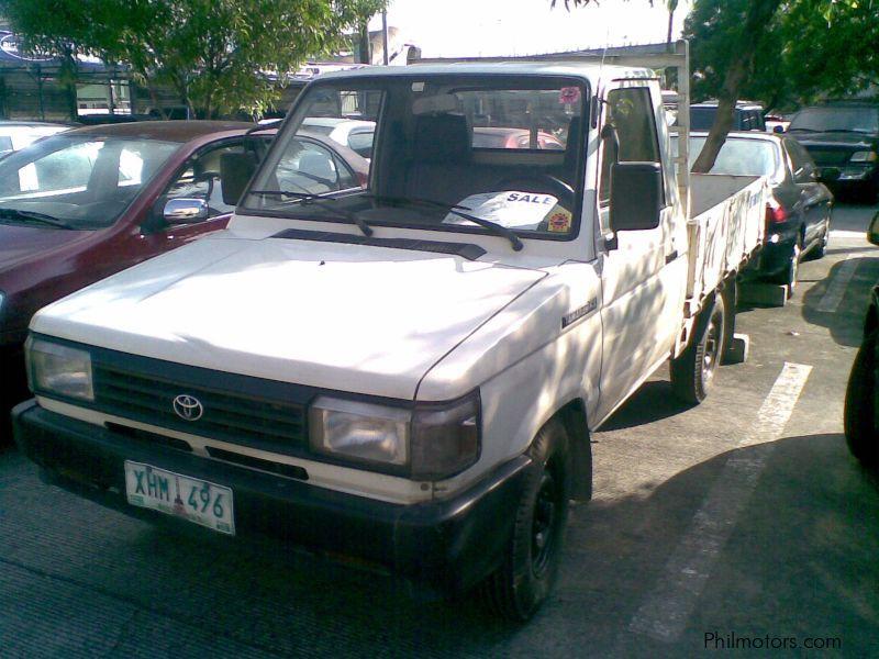 Frontier Auto Sales >> Used Toyota TAMARAW FX DROPSIDE PICK-UP | 2003 TAMARAW FX DROPSIDE PICK-UP for sale | Paranaque ...