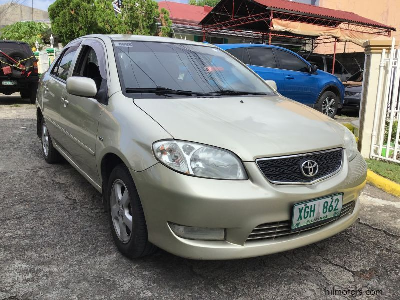 Toyota Vios G Automatic in Philippines