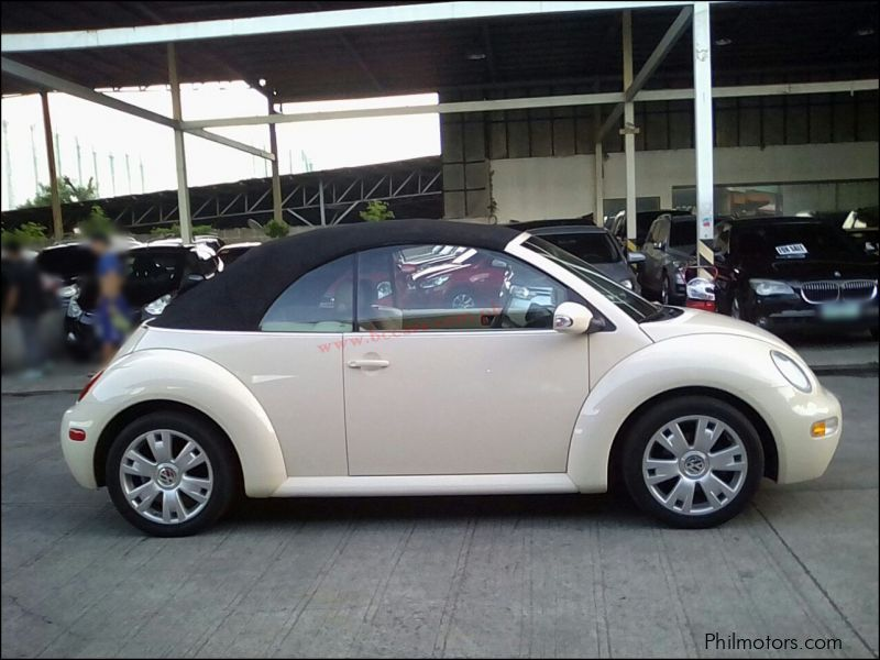used volkswagen new beetle 2003 new beetle for sale pasig city volkswagen new beetle sales. Black Bedroom Furniture Sets. Home Design Ideas
