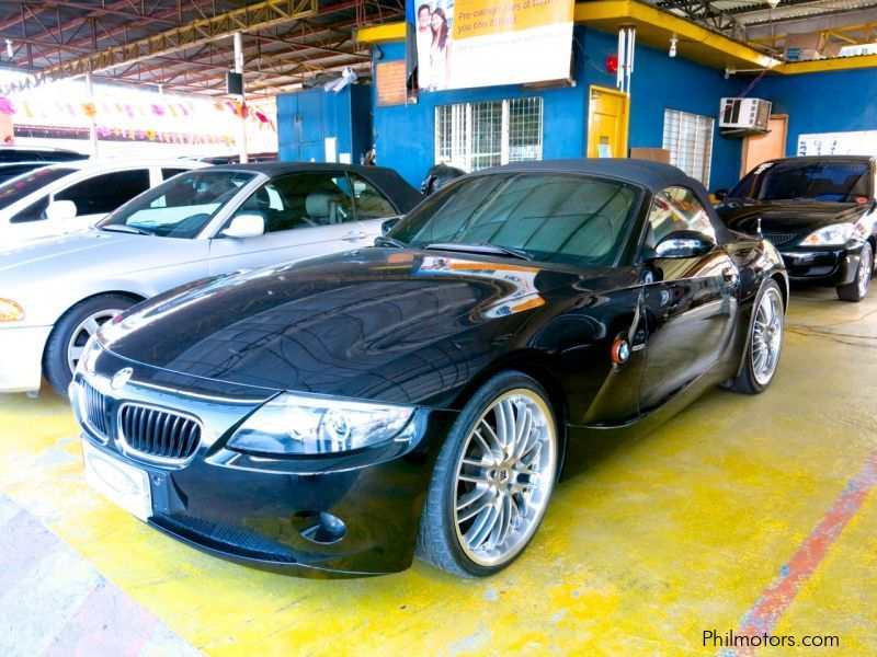 Used Bmw Z4 2004 Z4 For Sale Pampanga Bmw Z4 Sales