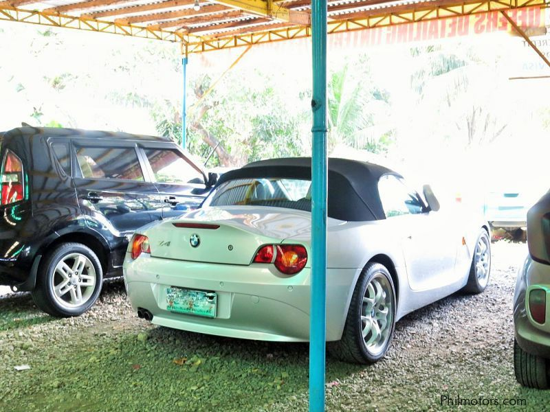 Used Bmw Z4 2004 Z4 For Sale Cebu Bmw Z4 Sales Bmw