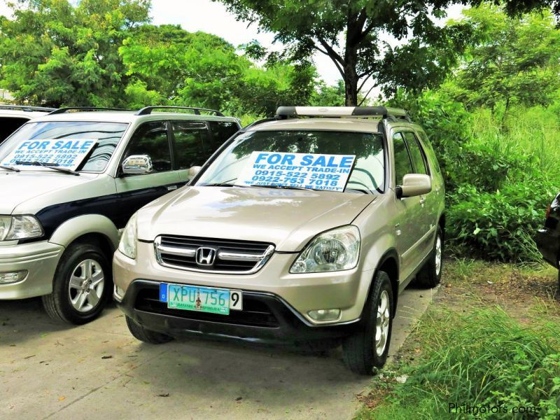 Old Cars For Sale In Philippines: Pampanga Honda CR-V