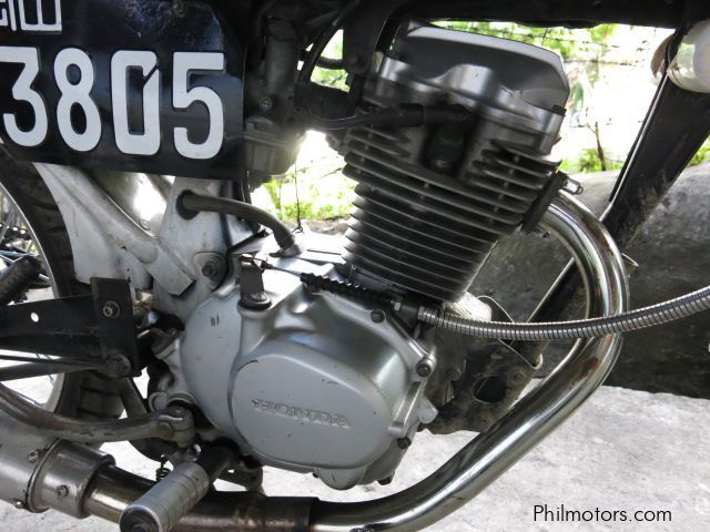 honda cd125s electrical wiring diagram honda engine