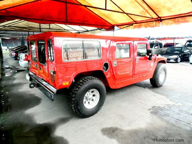 Used Hummer H1 2004 H1 For Sale Rizal Hummer H1 Sales