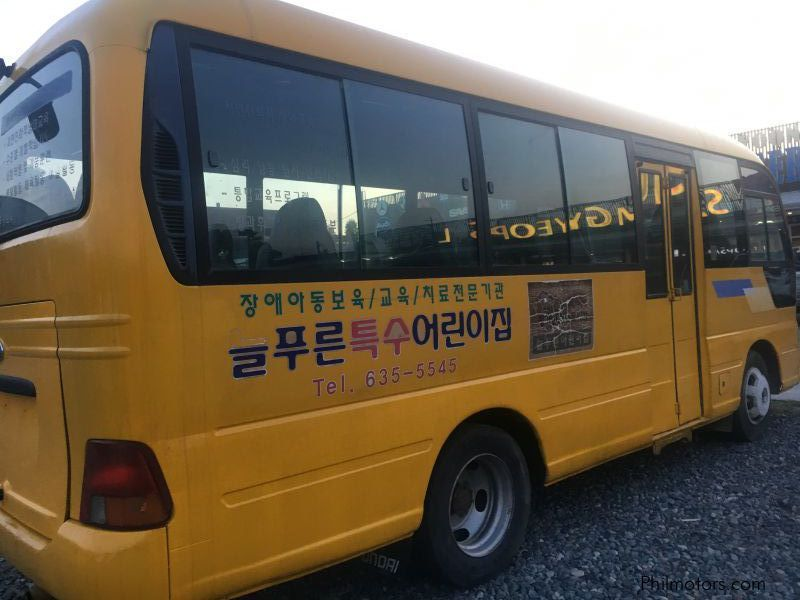 used hyundai country bus 2004 country bus for sale makati city hyundai country bus sales. Black Bedroom Furniture Sets. Home Design Ideas