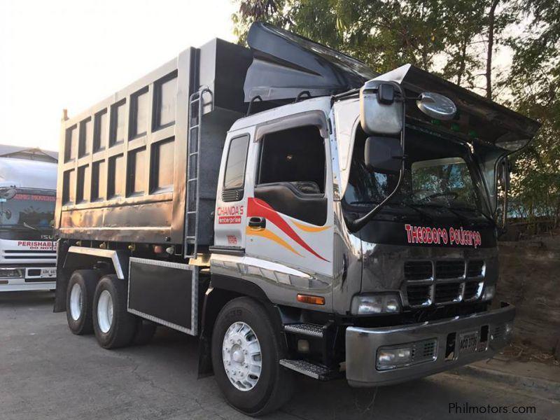 Used Isuzu Giga 10wheeler Dump Truck | 2004 Giga 10wheeler