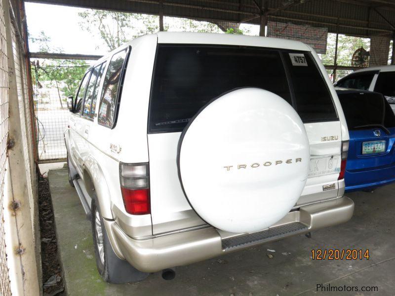 Used Isuzu Trooper | 2004 Trooper for sale | Quezon City ...