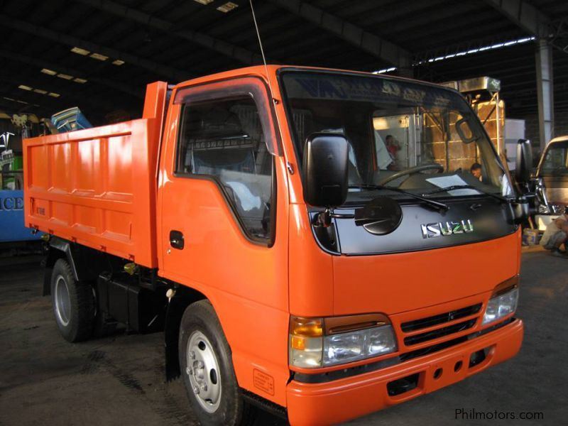 Isuzu Mini Dump Truck In Philippines ...