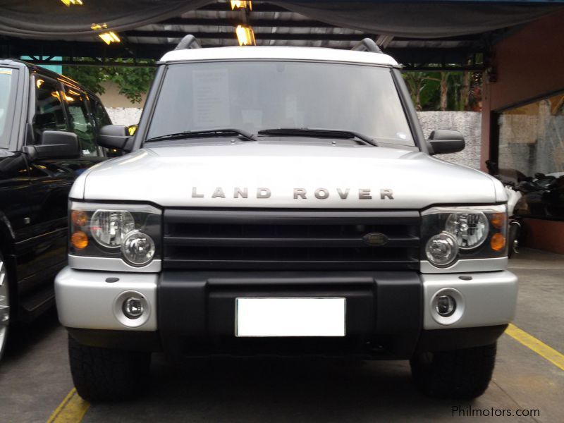 used land rover discovery 2 2004 discovery 2 for sale paranaque city land rover discovery 2. Black Bedroom Furniture Sets. Home Design Ideas