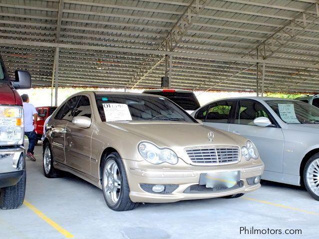 Used MercedesBenz C240 AMG  2004 C240 AMG for sale  Pasig City