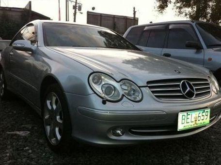 Used Mercedes Benz Clk 320 2004 Clk 320 For Sale Quezon City Mercedes Benz Clk 320 Sales