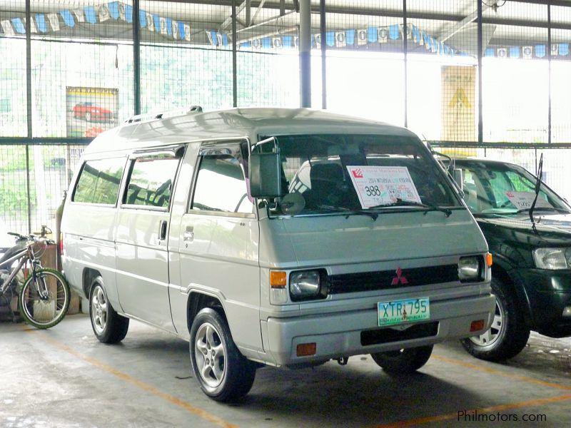 94f119df42 Mitsubishi L300 Versa Van in Philippines ...