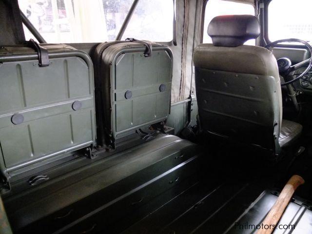 Used Mitsubishi Military Jeep | 2004 Military Jeep for ...