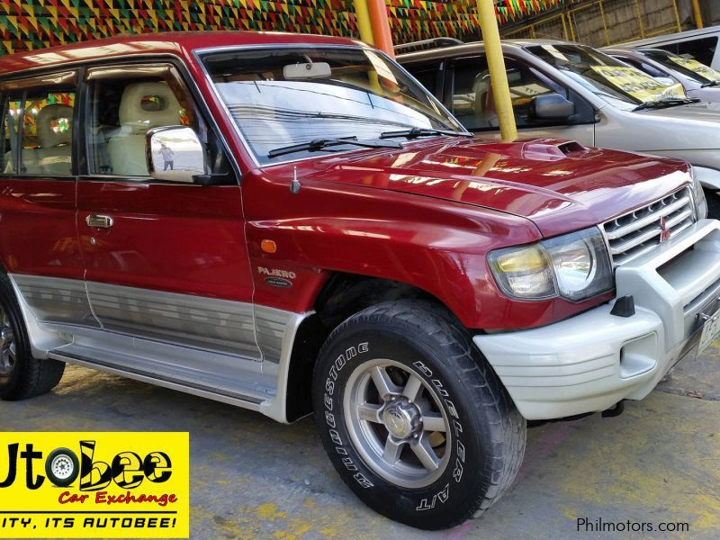 Tucson Ford Dealers Used Mitsubishi Pajero Field Master | 2004 Pajero Field ...