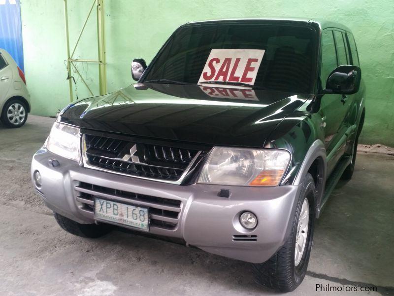 Used Mitsubishi Pajero GLS | 2004 Pajero GLS for sale ...