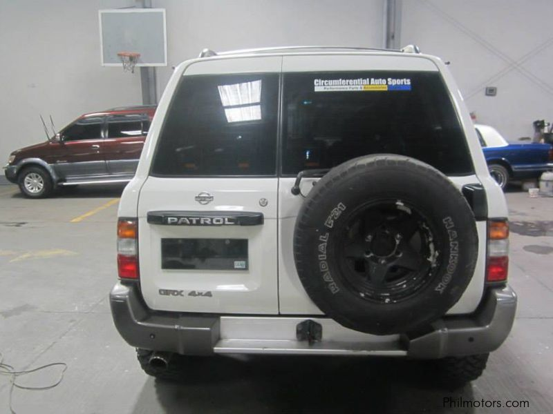 Used Nissan Patrol 2004 Patrol For Sale Las Pinas City