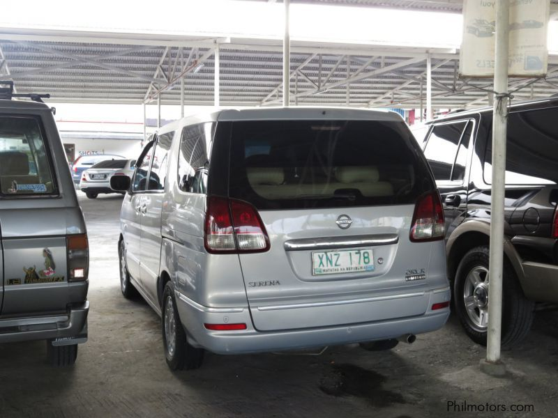Toyota Santa Maria >> Used Nissan Serena | 2004 Serena for sale | Pasig City ...
