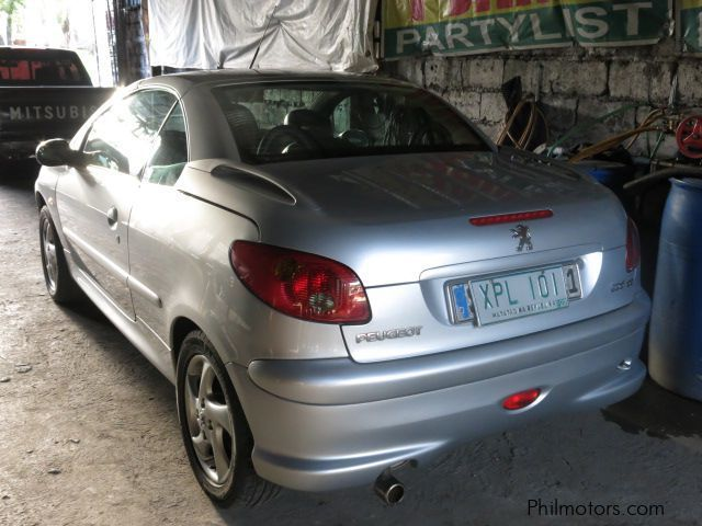 Used Peugeot 206 2004 206 For Sale Laguna Peugeot 206