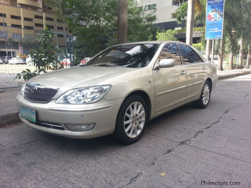 used toyota camry 2005 3 0v 2004 camry 2005 3 0v for sale pasig city toyo. Black Bedroom Furniture Sets. Home Design Ideas