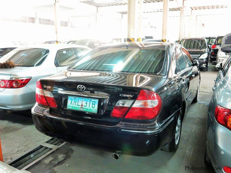 used toyota camry v 2004 camry v for sale makati city toyota camry v sales toyota camry v. Black Bedroom Furniture Sets. Home Design Ideas