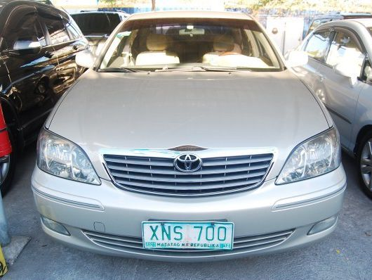used toyota camry v 2004 camry v for sale pasay city toyota camry v sales toyota camry v. Black Bedroom Furniture Sets. Home Design Ideas