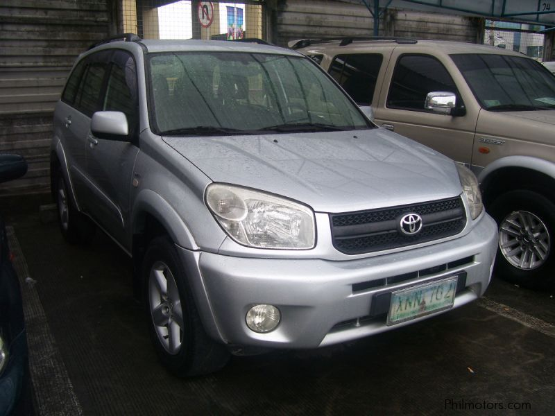 used toyota rav4 4x4 2004 rav4 4x4 for sale paranaque. Black Bedroom Furniture Sets. Home Design Ideas
