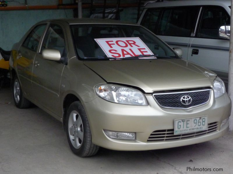 E Car For Sale Philippines >> Used Toyota Vios | 2004 Vios for sale | Cebu Toyota Vios sales | Toyota Vios Price ₱380,000 ...