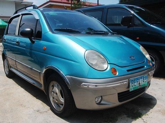 Used Daewoo Matiz II | 2005 Matiz II for sale | Paranaque City ...