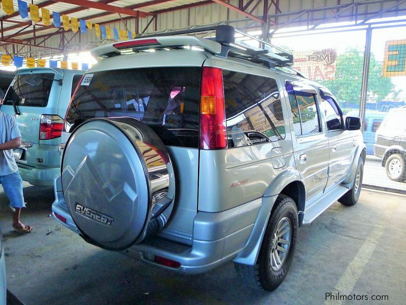 Used ford everest 2005 everest for sale quezon city for Phil long ford used cars motor city
