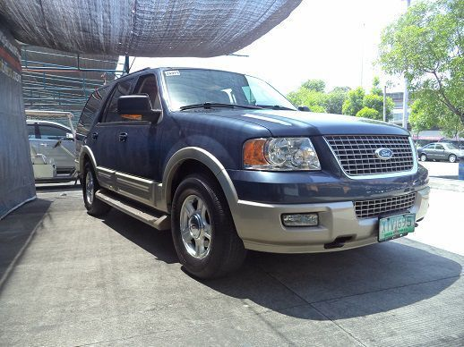 used ford expedition eddie bauer 2005 expedition eddie bauer for sale paranaque city ford. Black Bedroom Furniture Sets. Home Design Ideas