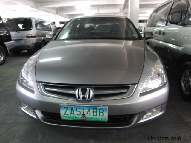 Awesome Honda Accord V6 3.0 Automatic In Philippines ...