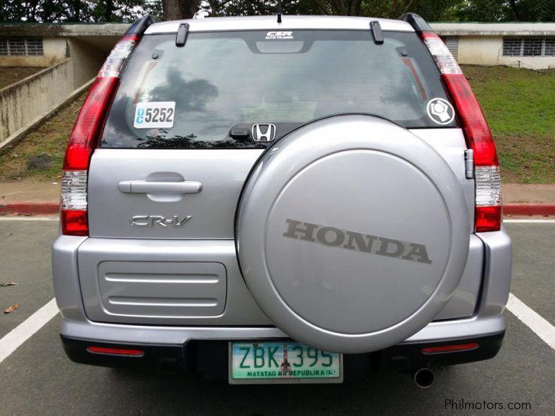 Used Honda CR-V | 2005 CR-V for sale | Batangas Honda CR-V ...