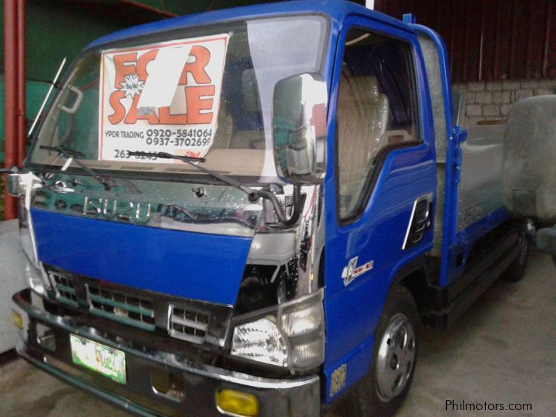 Used Isuzu elf truck dropside 16ft 4hg1 | 2005 elf truck