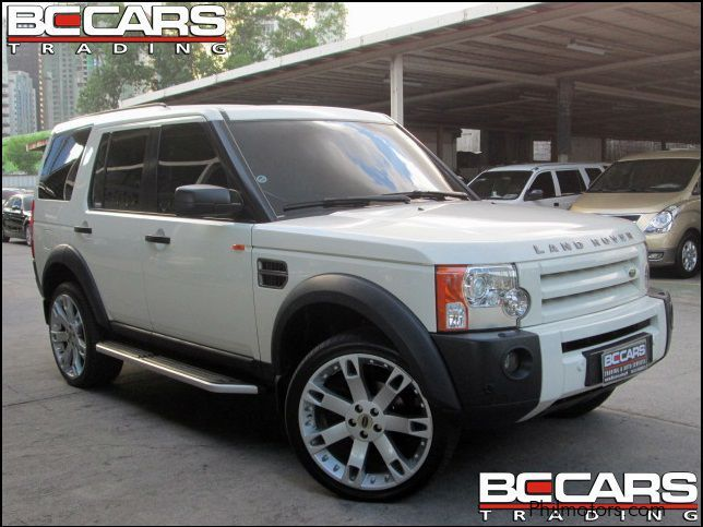 Used Land Rover Discovery 3 2005 Discovery 3 For Sale Pasig City