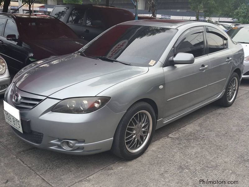 used mazda 3 2005 3 for sale paranaque city mazda 3 sales mazda 3 price 248 000 used cars. Black Bedroom Furniture Sets. Home Design Ideas