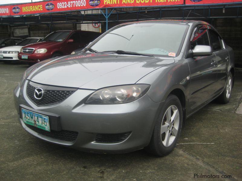 Used Mazda Mazda 3 | 2005 Mazda 3 for sale | Paranaque ...