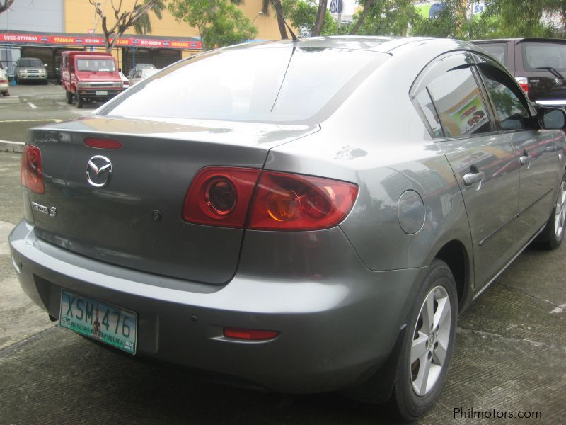 used mazda mazda 3 2005 mazda 3 for sale paranaque city mazda mazda 3 sales mazda mazda 3. Black Bedroom Furniture Sets. Home Design Ideas