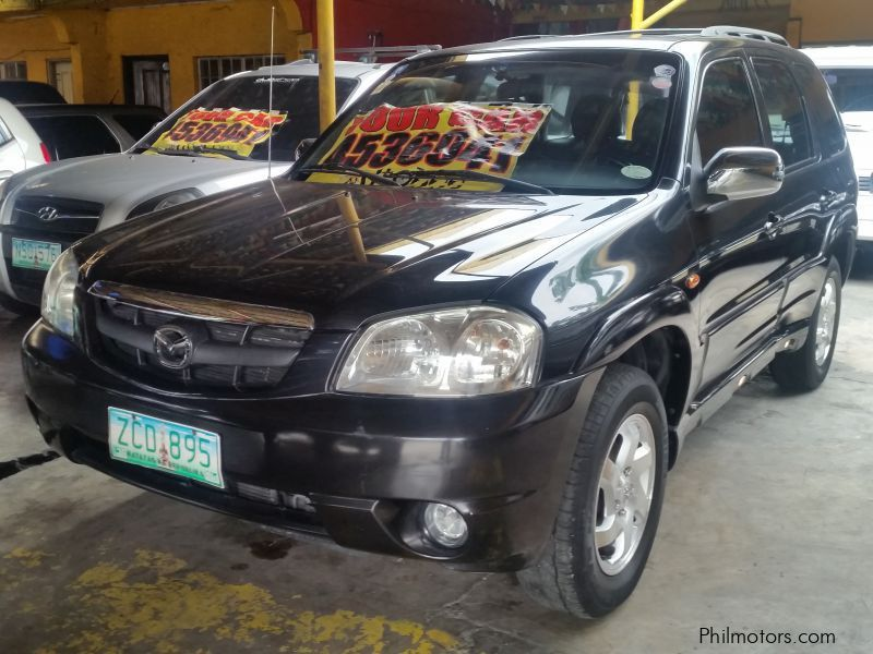 used mazda tribute 2005 tribute for sale quezon city. Black Bedroom Furniture Sets. Home Design Ideas