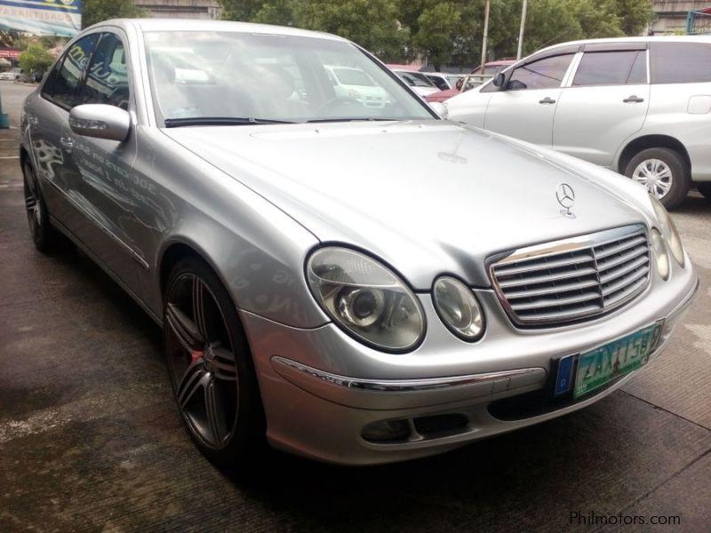 Used mercedes benz e200 2005 e200 for sale paranaque for Mercedes benz e200 price